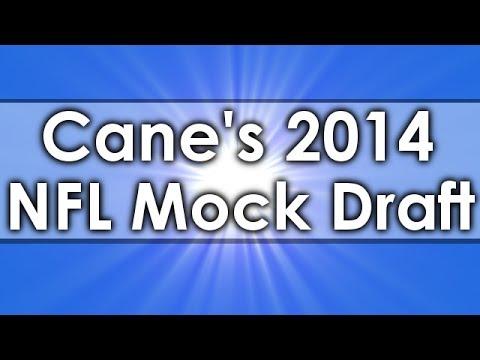 MrHurriicane's 2014 NFL Mock Draft