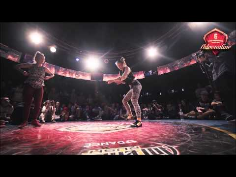 Final Dancehall 1vs1 Dee (win) vs Jenka@ADRENALINE FEST VOL.6