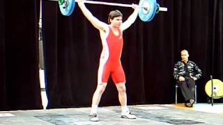 Ryan Shinn - Snatch 67Kg