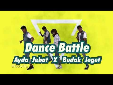 CCTV: Dance Battle; Ayda Jebat & CREW vs CCTV