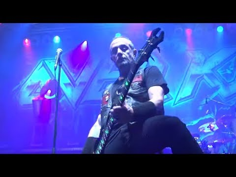 """Overkill trailer for """"Live In Overhausen"""" - Melvins song """"Embrace the Rub"""" debuts off new album"""