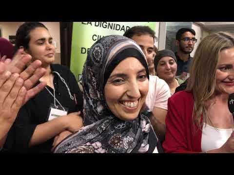 Hamed promete a la extrema derecha que la encontrará enfrente