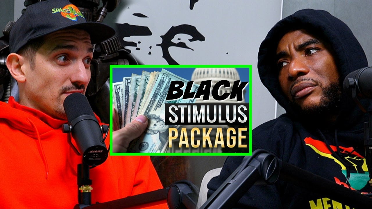 The Stimulus Test Run For Reparation | Charlamagne Tha God and Andrew Schulz
