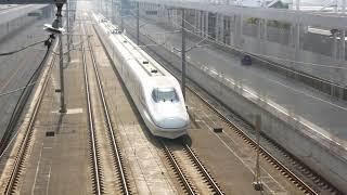 CRH2C, China High-Speed Railway中國高鐵 (GuangZhou to Xian Train)