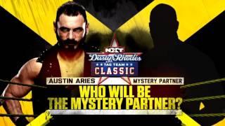 Austin Aries enthüllt seinen geheimen Tag Team Partner – heute Nacht auf WWE Network