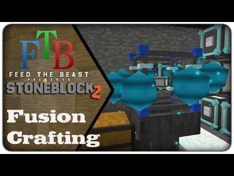 STONEBLOCK 2 – Learning Fusion Crafting – Day 19