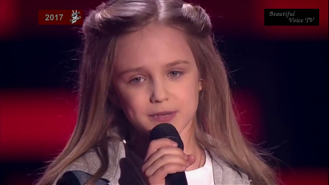Maria Demons The Voice Kids Russia 2017 Youtube