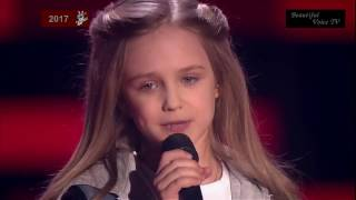 Maria. 'Demons'.The Voice Kids Russia 2017. Video