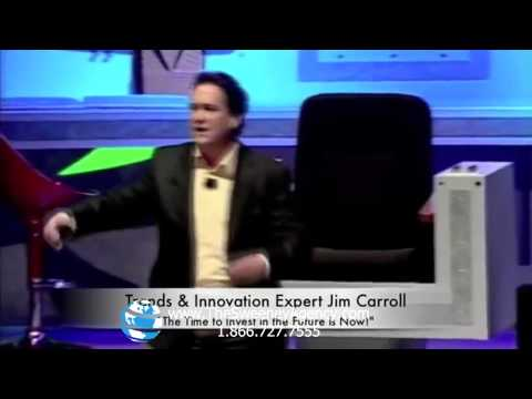 Jim Carroll - Futurist, Trends and Innovation Speaker and Author