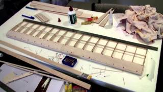 Ep 46A Building the Hobbyking Laser Cut Stick