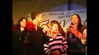 Bungaro Live - E Noi Qui - Finale concerto Perarolo 26-04-1997