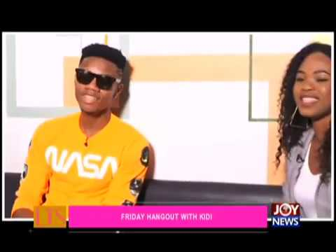 Friday Hangout With KIDI - Let's Talk Entertainment(29-5-19)