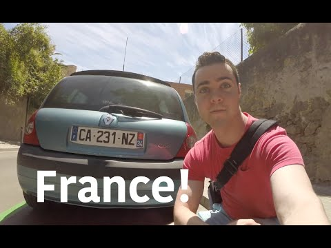 Sight Seeing in Spain and Traveling to Nice, France! VLOG 6