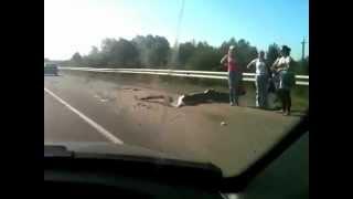 Авария в Брянске