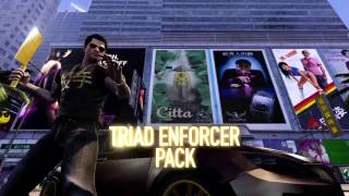 Sleeping Dogs: Dragon Master Pack Trailer
