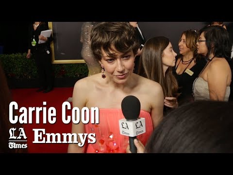 Download Youtube: Emmys 2017: Carrie Coon Describes Her 'Fargo' Accent   Los Angeles Times