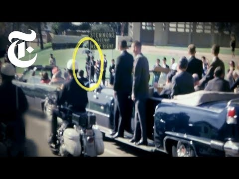 Thumbnail: Who Was the Umbrella Man? | JFK Assassination Documentary | The New York Times