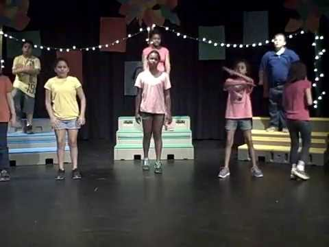 'Brave' Variety Show at State Street and Chase