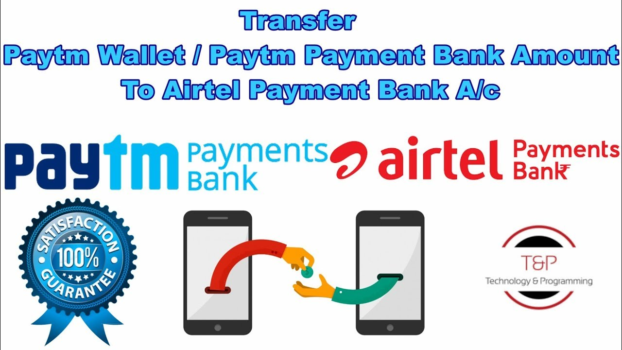 How To Link Airtel Money With Paytm