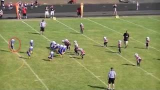 top 10 1st grade running backs pop warner youth football