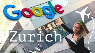 Gambar cover Working with YouTube Engineers and UX designer at Google Zurich | Blonde Vlog