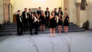 Overflow A Cappella - Only Hope