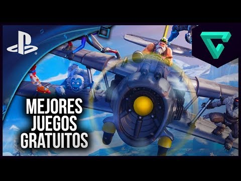 MEJORES JUEGOS GRATUITOS PARA PS4 | TGN