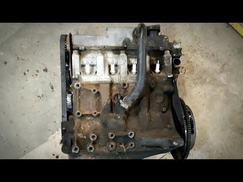 Как проверить снятый двигатель