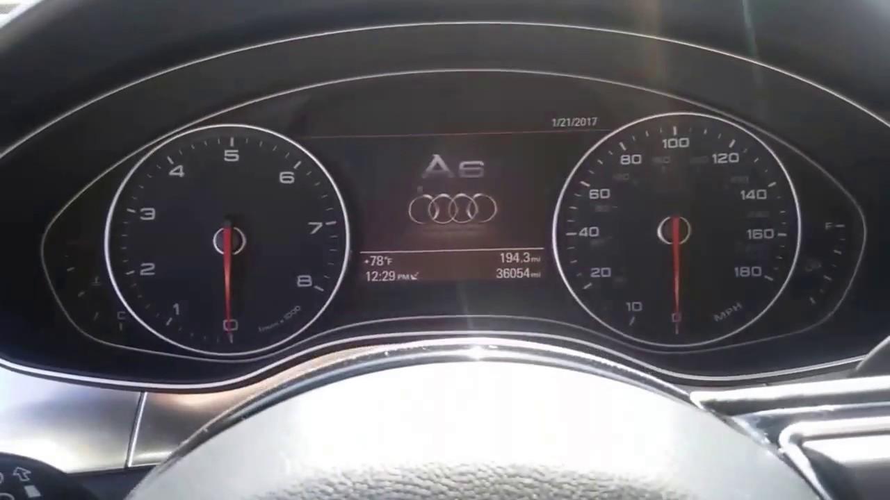2012 Audi A6 Quatrro Prestige Package  YouTube