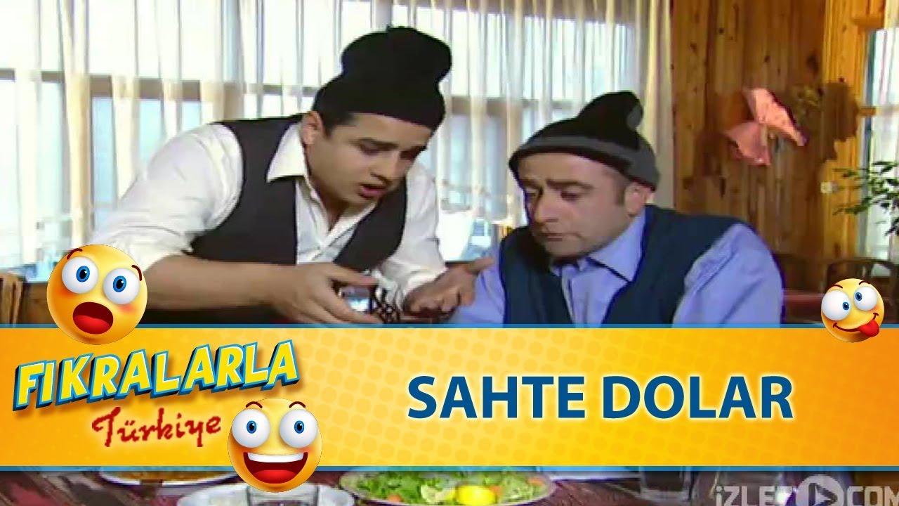 Sahte Dolar  - Türk Fıkraları 134