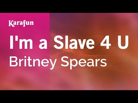 Karaoke I'm A Slave 4 U - Britney Spears *