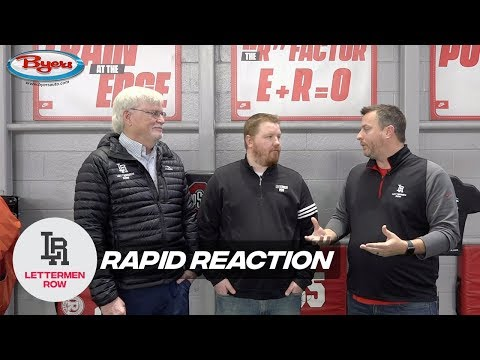 Rapid Reaction: Mickey Marotti sets tone for Buckeyes 2020 offseason