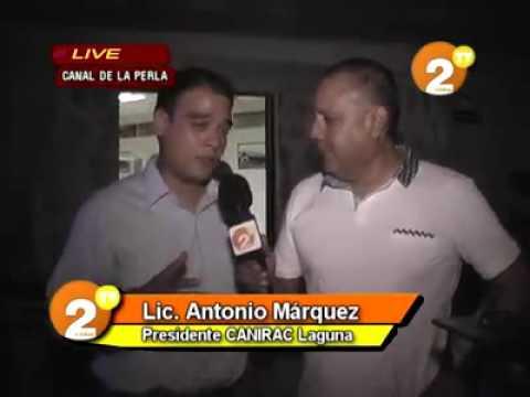 entrevistas  Congreso Regional de Colegio de Contadores Publicos
