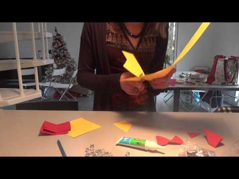 Bricolage enfant champignon avec rouleau de papier toi doovi - Fabriquer porte papier toilette ...
