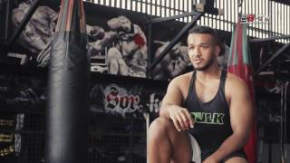 Egypt Muaythai Team at Elite Fight Club, Bangkok