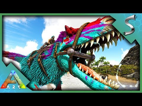 FULLY MUTATED YUTYRANNUS! THE ULTIMATE YUTYRANNUS LEADER! - Ark: Survival Evolved [S4E81]