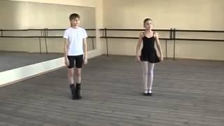 Уроки татарского танца - часть 2
