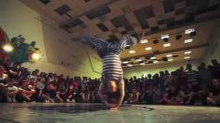 B-Boys Power Moves & Tricks # 3 : Stamina