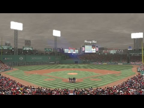 OPENING DAY 2017 AT FENWAY PARK (PITTSBURGH PIRATES VS BOSTON RED SOX)