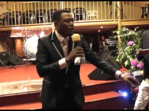 Open Doors Conference Capetown 08/2015 with Bishop Charles Motondo Part 1