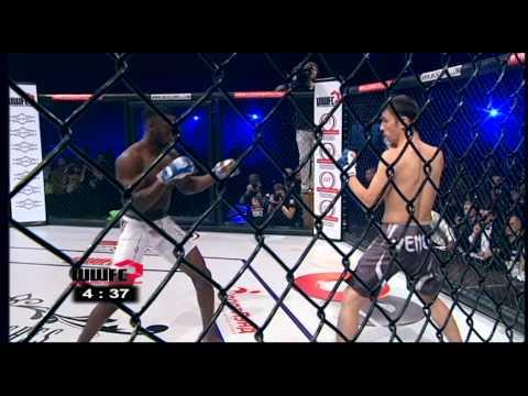WWFC Cage Encunter#3 Bekmurad Babahanov (Azerbaijan) VS Arnold Quero (France)