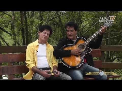 Bob e Robson no Música e Amigos - Atual TV Pato Branco