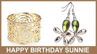 Sunnie   Jewelry & Joyas - Happy Birthday