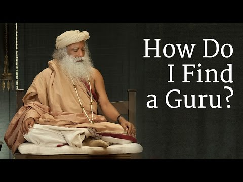 How to Find a Guru?