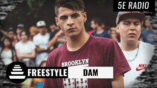 DAM / Freestyle - El Quinto Escalon Radio (21/03/17)