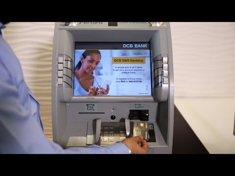 Do Big Stories Webisode - 5: Biometric authentication for cardless DCB Bank ATM transactions
