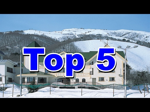 Nagano Prefecture ・ Hakuba's absolutely not-missed accommodation ・ Hotel Top 5