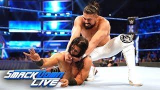 Ali vs. Andrade: SmackDown LIVE, May 7, 2019