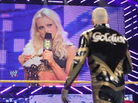 WWE NXT: Goldust confronts Aksana about their wedding