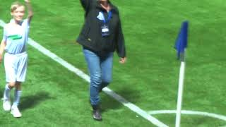 Jeah round on the field of Pec Zwolle